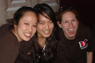 Carol, Tammy, and Sarah - Washington, DC ... April 30, 2007 ... Photo by Rob Page III