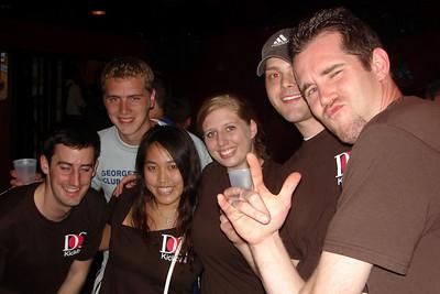 Itchy Crotch Initiative (Eric, Rob, Tammy, Taylor, Chuck, Mike) - Washington, DC ... April 30, 2007 ... Photo by Carol