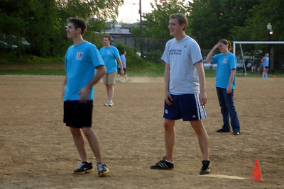 Who's on first? - Washington, DC ... April 30, 2007 ... Photo by Sarah Renner