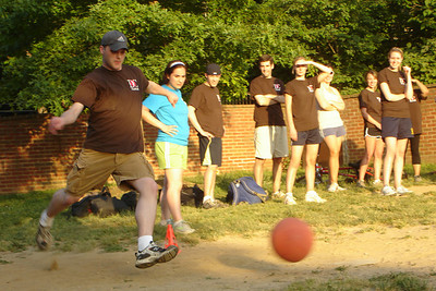 And here comes the ball - Washington, DC ... May 23, 2007 ... Photo by Rob Page III