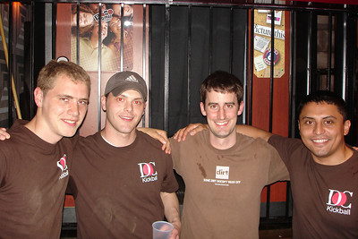 At the bar - Washington, DC ... May 23, 2007 ... Photo by Rob Page III