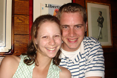 Rob and Emily - Washington, DC ... July 20, 2007 ... Photo by Jillian