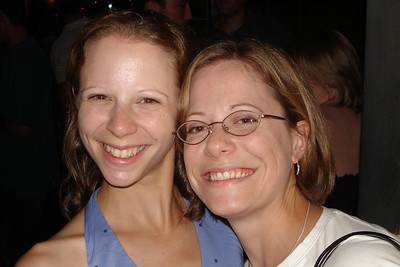 Jen and Emily - Washington, DC ... July 14, 2007 ... Photo by Rob Page III