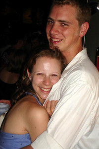 Rob and Emily - Washington, DC ... July 14, 2007 ... Photo by Heather Page