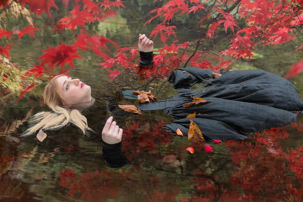 Ophelia in Autumn
