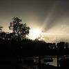 Sunset May 2006.
