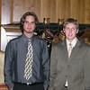 Jesse and Chris, Kim, Christmas 2006