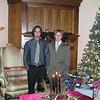 Jesse and Chris, Christmas 2006