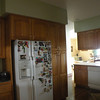 The kitchen before remodelling.