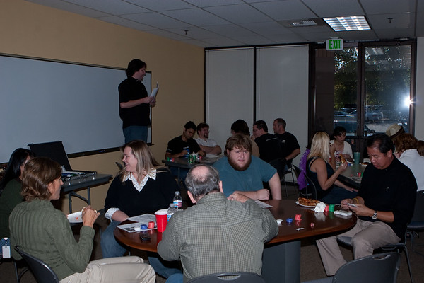 2009 Synergex Annual Poker Tournament