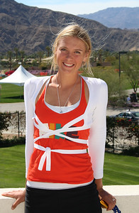 Maria Sharapova at Indian Wells, 2006