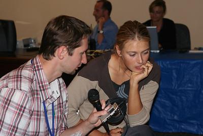 Alex and Maria, Indian Wells, 2006