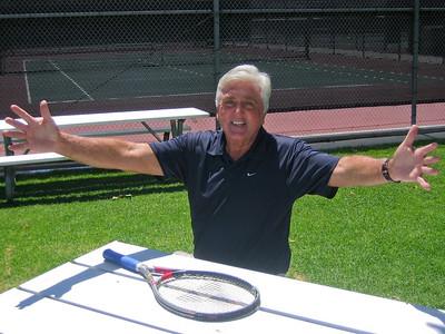 Robert Lansdorp, LA, 2005
