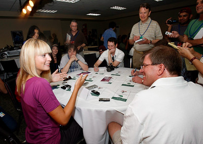 All Access media hour, Indian Wells, 2008