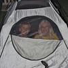 Backyard camping (7.3.12)