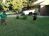 Touch football at JJ/P's (7.30.10)