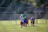Flag Football Camp at PBC (7.16.10)