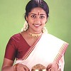 Malayalam (Keralite, India) actress in traditional dress