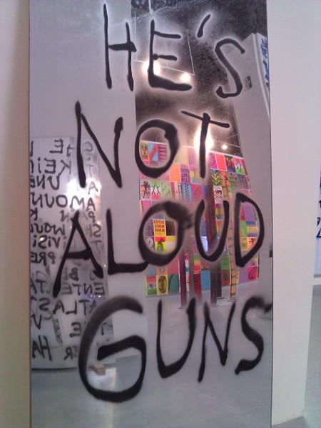 Street Art at MOCA.