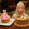 Ellie's family birthday (4.1.11)