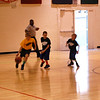 Last game of our YMCA basketball season (3.7.13)
