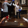 Fight night with the Hawleys (3.22.14)