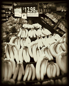 Bananas hit $12.98 a kilo. June 2011