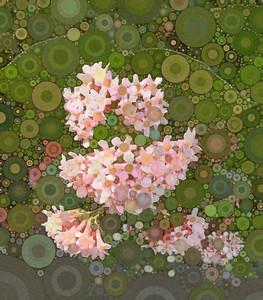Springtime mosaic