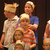 Owen's 3rd-grade Thanksgiving program (11.15.11)