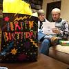 Celebrating Granddad's birthday (11.16.14)