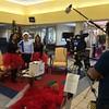 Filming at ANB (11.3.15)