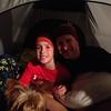 Backyard camping (11.2.12)
