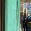 Repainting/refinishing the front door (11.16.13)