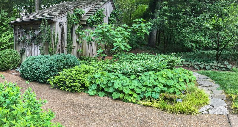 Nashville Botanical Garden