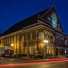 Ryman Auditorium at Twilight