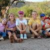 Family picnic at Palo Duro Canyon (9.7.09)