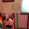 Repainting Ellie's room (9.6.14)