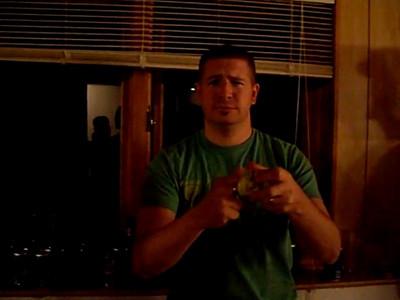 8/2007 Minnesota Trip. Jason showing his maturity.