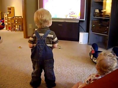 8/2007 Minnesota Trip. Boogie down boys!