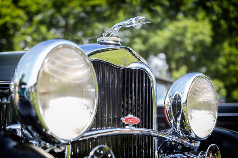1931 Lincoln 206 Coupe