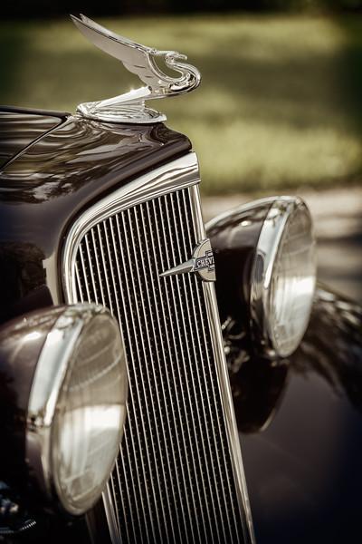 1935 Chevrolet Sedan Grille