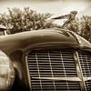 1935 Auburn Convertible Sedan Super-Charged