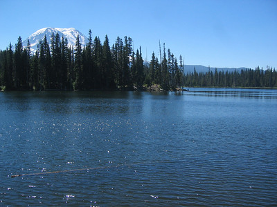horseshoe lake