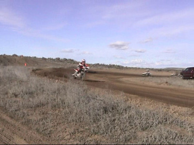 A fun little video I made of some misc camera shots during the flat track race this weekend.