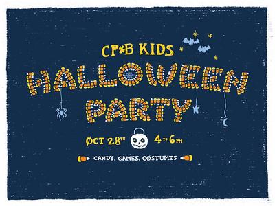 2016 - BDR Kids' Halloween Party