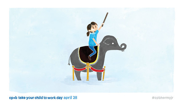 2016 - Take Your Child to Work Day - BDR