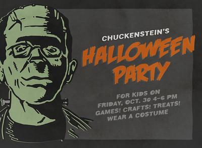BDR Kids' Halloween Party 2015