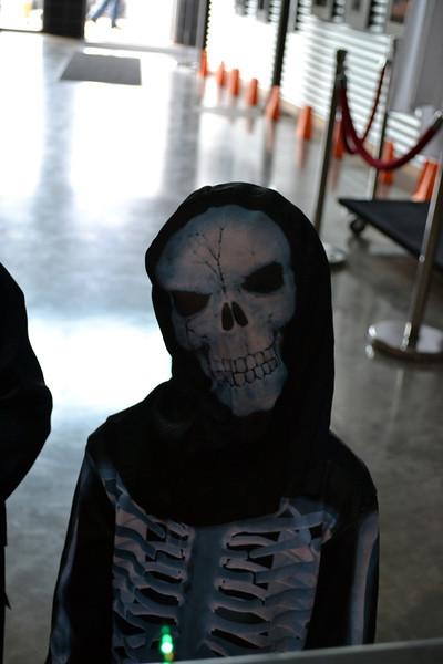 BDR: Kids' Halloween Party 2012