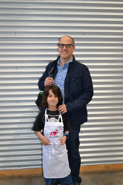 Take Your Child to Work Day 2014 - BDR