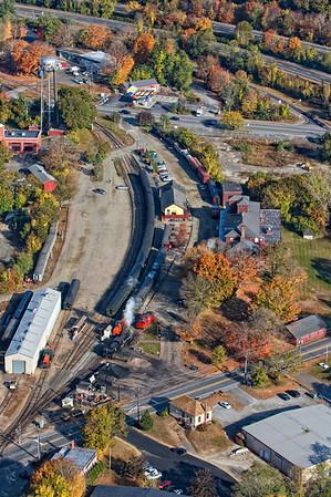 Essex CT Train Station
